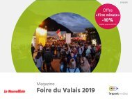 NOUVELLISTE_MAGAZINE_FoireduValais_2019_firstminute