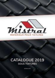 Mistral - Catalogue 2019 - FR