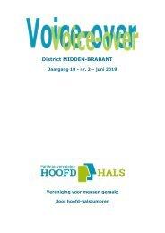 Voice-over juni 2019