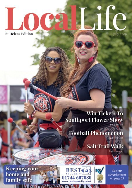 Local Life - St Helens - July 2019