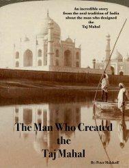 The Man Who Built the Taj Mahal