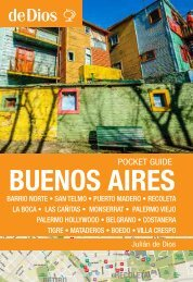 Buenos Aires Pocket Guide 2019