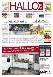 Hallo-Allgäu Kaufbeuren, Ostallgäu vom Samstag, 22.Juni
