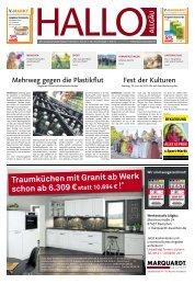 Hallo-Allgäu Memmingen vom Samstag, 22.Juni