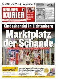 Berliner Kurier 21.06.2019