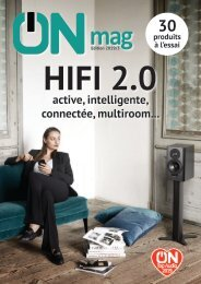 ON mag : Guide Hifi 2.0 2019