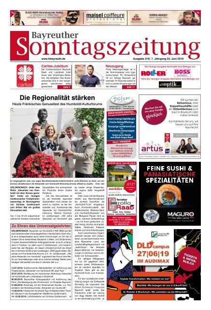 2019-06-23 Bayreuther Sonntagszeitung