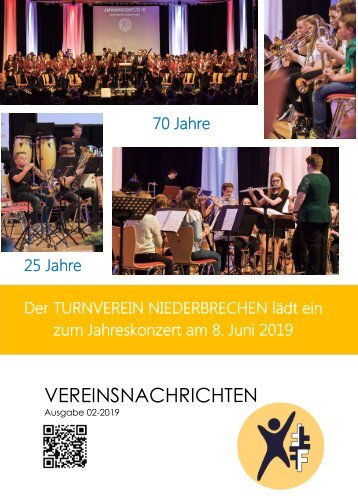 Vereinsnachrichten 2019-02
