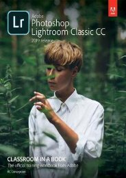 Best Books Adobe Photoshop Lightroom Classic CC Classroom in a Book 2019