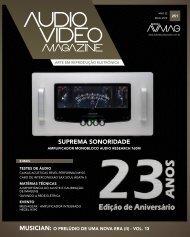 Revista Áudio e Vídeo Magazine - Edição 251