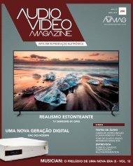 Revista Áudio e Vídeo Magazine - Edição 250