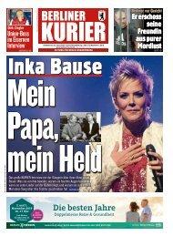 Berliner Kurier 22.06.2019