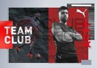 Catalogue Puma Teamwear 2019 chez votre équipementier sportif CLUB-SHOP.FR