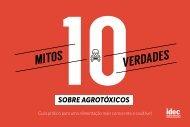 10 mitos e verdades sobre agrotóxicos   IDEC