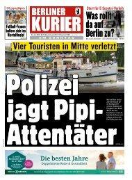 Berliner Kurier 23.06.2019
