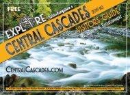 2019-20 EXPLORE! Central Cascades Visitors' Guide