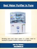 Best Water Purifier In Mumbai - Page 3
