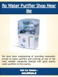 Best Water Purifier In Mumbai - Page 6