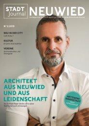 StadtJOURNAL Neuwied Sommer 2019