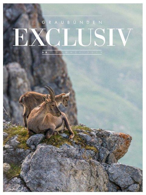 Graubünden Exclusiv – Sommer 2019