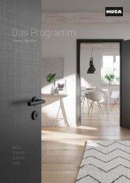 HUGA- Katalog Das Programm 2019
