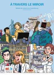 BD scientifique: À travers le miroir: Reflets de science au Luxembourg