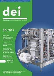 dei – Prozesstechnik für die Lebensmittelindustrie 06.2019