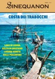 Web Magazine Sinequanon - Luglio/Agosto 2019