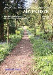 Watchet, Williton & Quantock Advertiser, July 2019