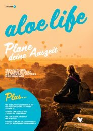 Aloe life Ausgabe 04