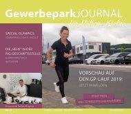 GewerbeparkJOURNAL  Sommer 2019