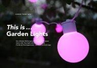 Gardenlights-LED