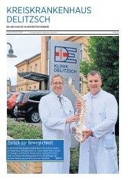 Kliniken Delitzsch & Eilenburg | Bei uns sind Sie in den besten Händen