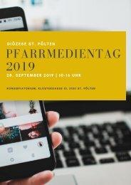 Pfarrmedientag 2019