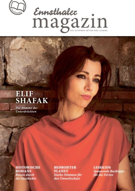 Ennsthaler Magazin Sommer2019