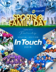 InTouch Family day special edition 2019