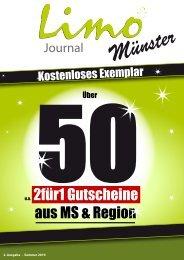 Limo Journal Muenster - Sommer 2019