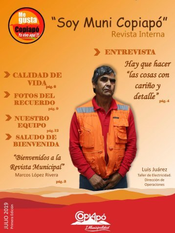 Revista Interna PILOTO 4