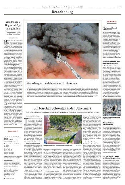Berliner Zeitung 24.06.2019