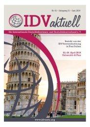 IDV aktuell_Pisa
