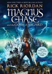 PDF READ The Ship of the Dead (Magnus Chase and the Gods of Asgard, #3) | FULL+ONLINE