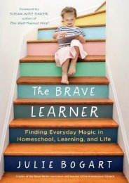 READ PDF The Brave Learner: Finding Everyday Magic in Homeschool, Learning, and Life | FULL+ONLINE