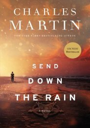 DOWNLOAD PDF Send Down the Rain: New from the author of The Mountains Between Us and the New York Times bestseller Where the River Ends | FULL+ONLINE