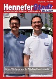 Hennefer Stadt-Magazin - Juli 2019