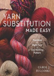 PDF READ Yarn Substitution Made Easy: Matching the Right Yarn to Any Knitting Pattern | FULL+ONLINE