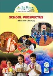 Prospectus - Session 2020-21