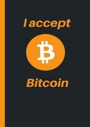 PDF READ I Accept Bitcoin: 6 X 9 Lined Notebook 120 Pgs. Notepad, Criptocurrency Journal, Diary, Recipes Book, ?to Do? Daily Notebook, | FULL+ONLINE