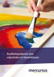 Mercurius School Catalogus 2019 (NL)