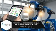 Global Artificial Intelligence (AI) in manufacturing market PDF