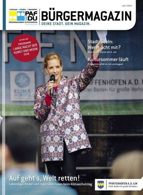 Bürgermagazin Juli 2019